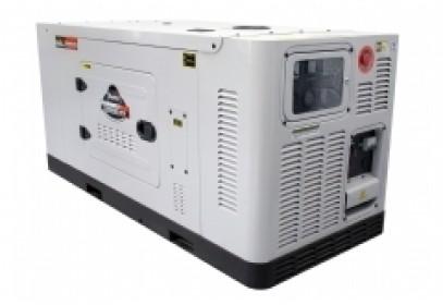 Big Gerador Energia-Diesel Toyama 25Kw Trifasico 380/220V-TD25SGE3-ATS Painel Automático