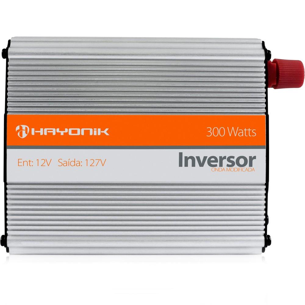 Inversor hayonik 300W Onda Modificada  + USB