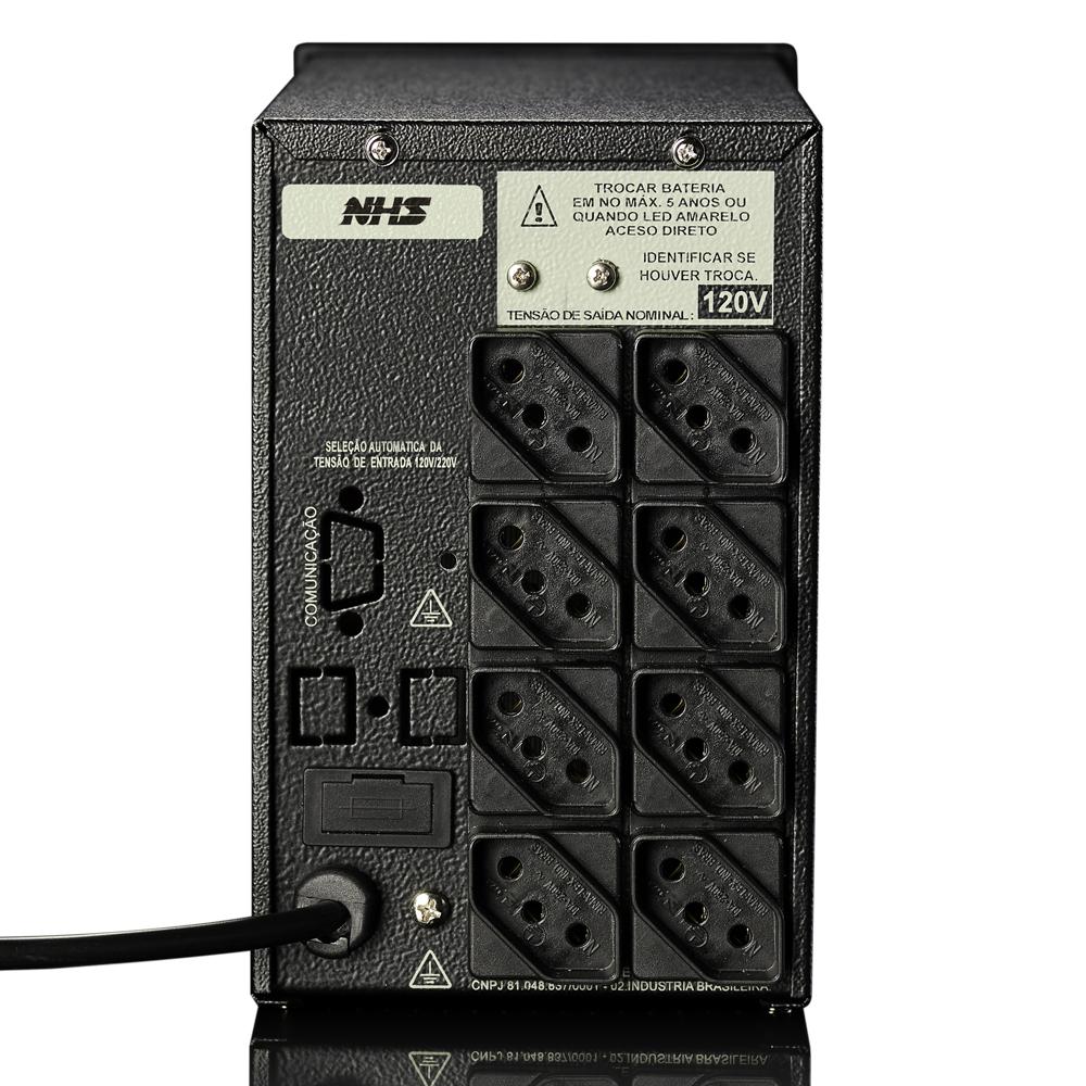NOBREAK Compact Plus III 1200Va NHS