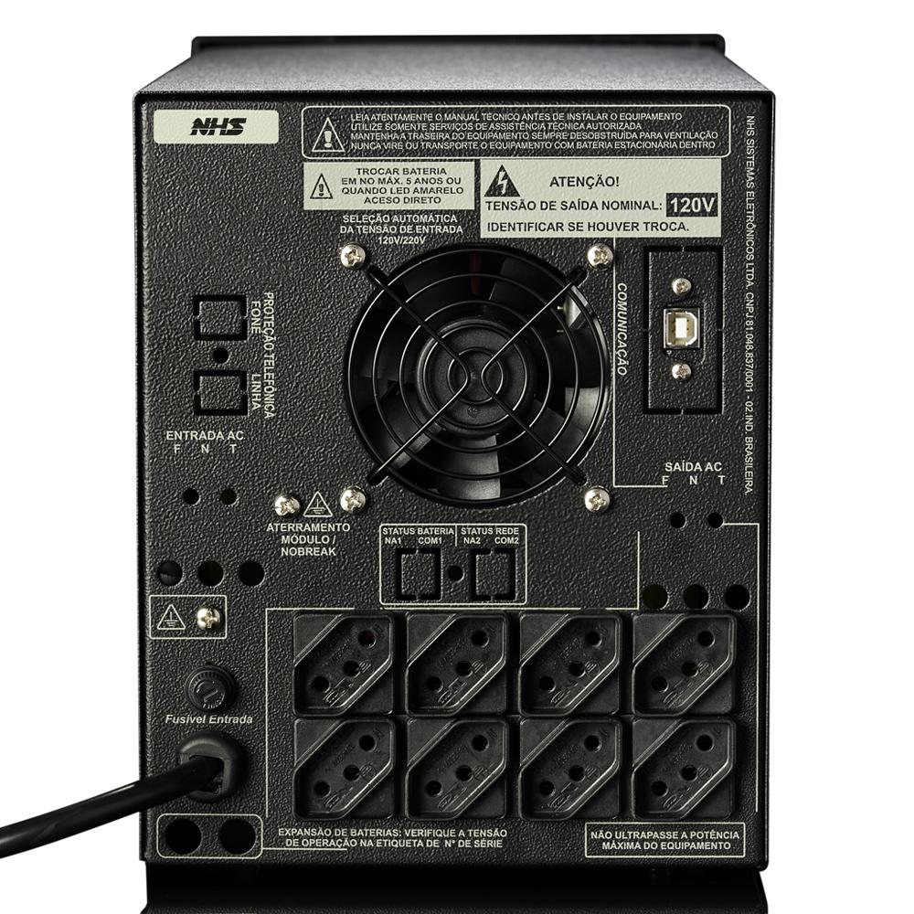 Nobreak Premium PDV 1500VA Senoidal
