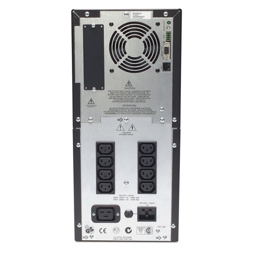 Nobreak APC  inteligente 3000 VA conexão USB e serial 220V/230V