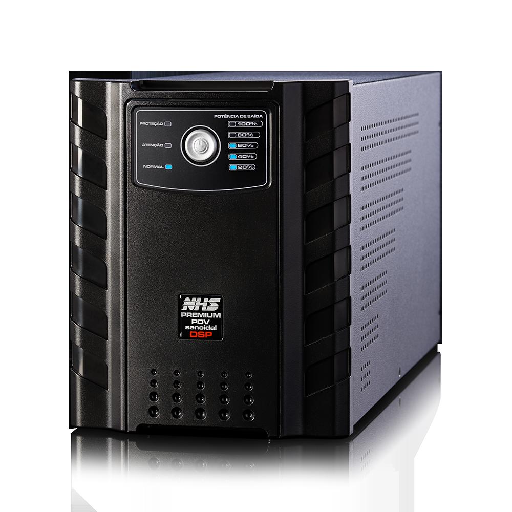 Nobreak Premium 1000va 1000 Watts Isolador Nhs Megatec
