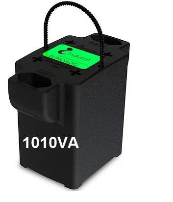 AUTOTRANSFORMADOR TRIPOLAR BLINDADO 1010VA 127/220V OU 220/127V - INDUSAT