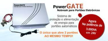 Nobreak Power Gate 2000VA Para Portão Automático - JSA
