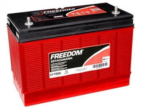 Bateria Freedom DF-1500 12V 80Ah Estacionária