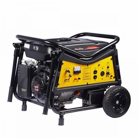 Gerador Energia Gasolina Toyama TF8000CXE2V Bivolt 110V / 220V Partida Manual/Elétrica