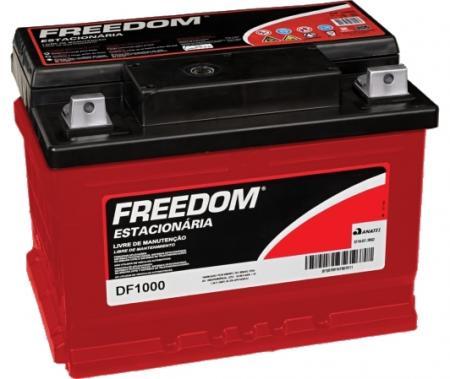 Bateria Freedom DF-1000 12V 60Ah Estacionária