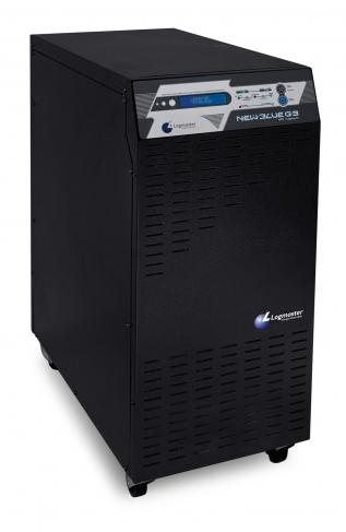 Nobreak Logmaster Serie New Blue G3-4 a 15 Kva