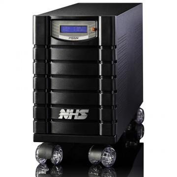 Nobreak NHS Laser Prime 3000VA Senoidal Dupla Conversão Isolado By pass Manual e Automático