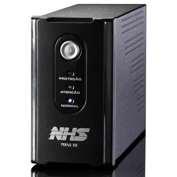 Nobreak NHS  600Va mini III - NHS
