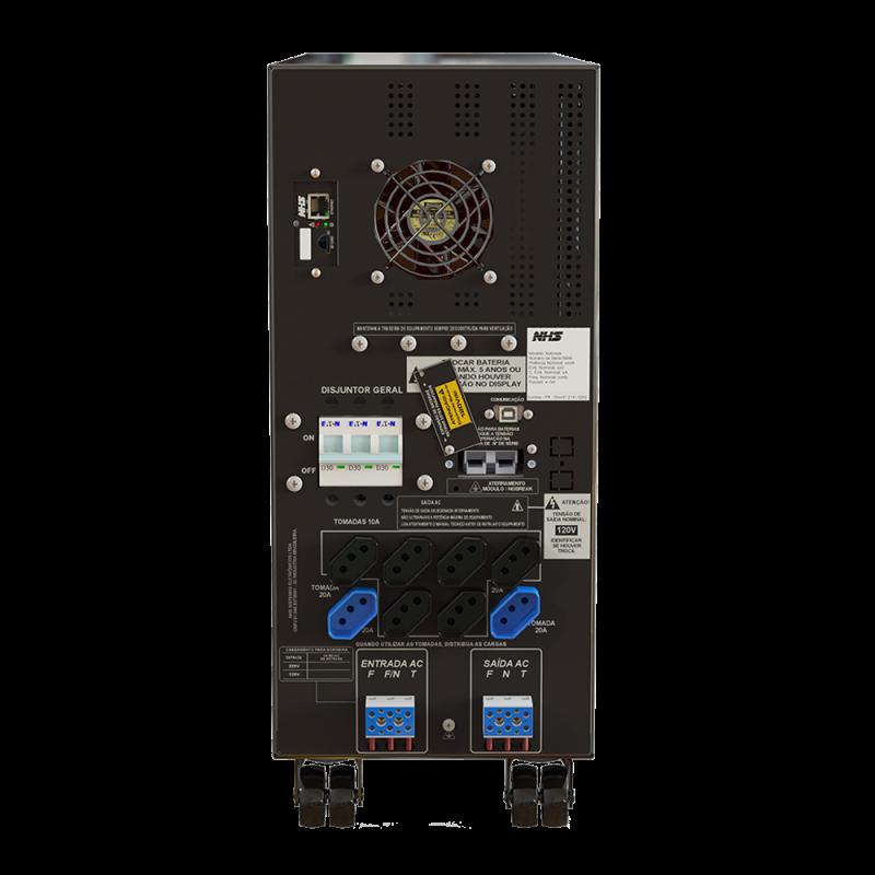 Nobreak Laser Senoidal GII 5000VA - NHS