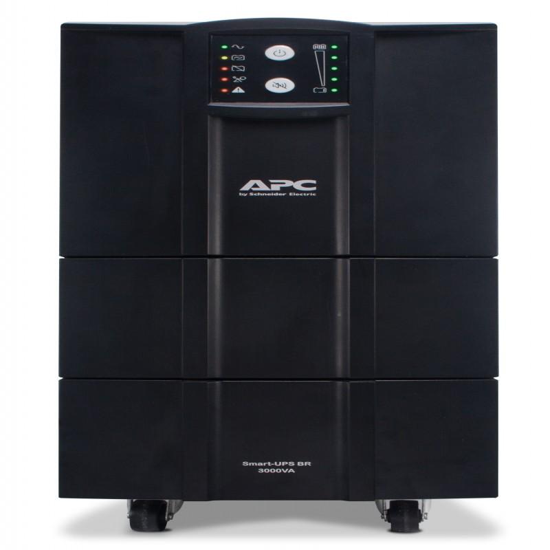 NOBREAK APC SMART-UPS BR 3000VA- MONO 220V SMC3000XLI-BR