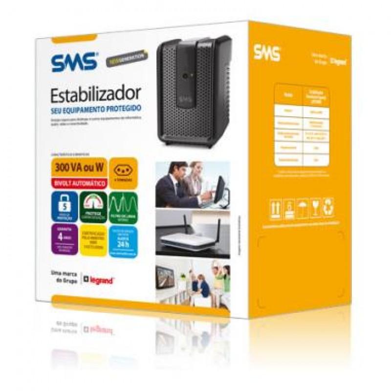 Estabilizador Revolution Speedy New Generation 300va BI