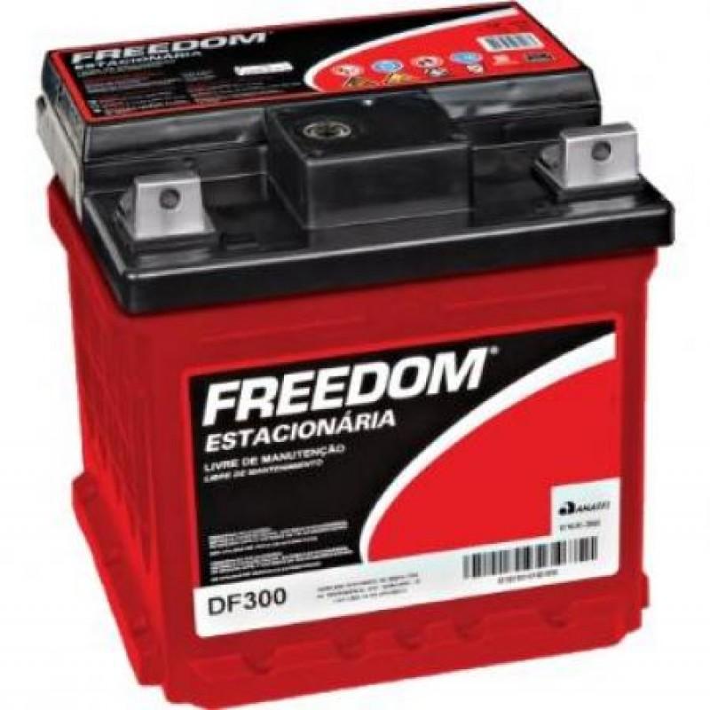 Bateria Freedom DF-300 12V 26Ah Estacionária