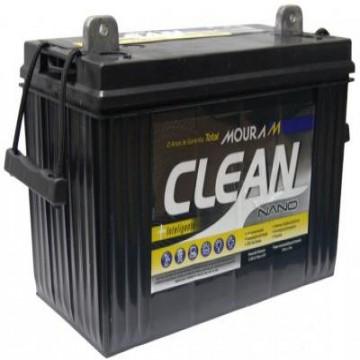 Bateria Moura Clean MF-80 12v 80Ah