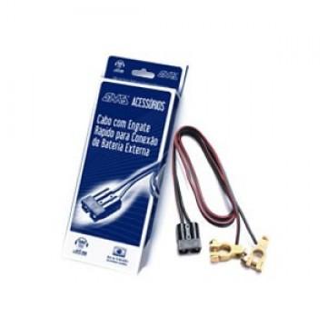 Cabo p/ conexão de bateria Externa c/ Conector 50A SMS